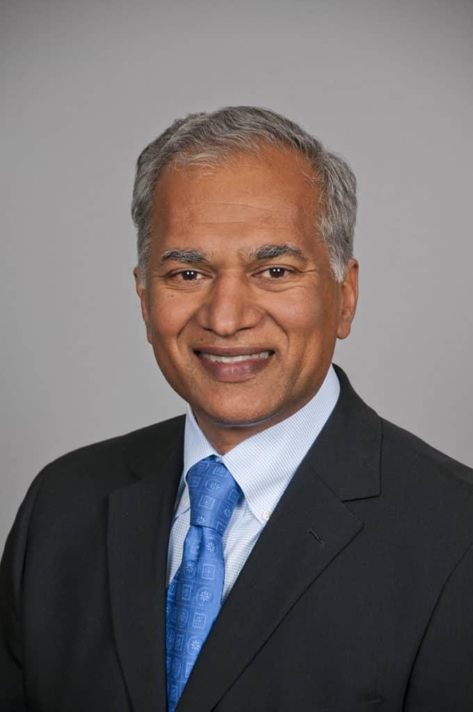 A photo of Suresh Gupta